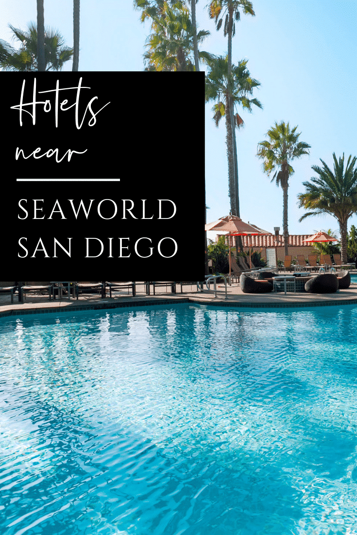 Best hotels near SeaWorld San Diego from budget to four-star.