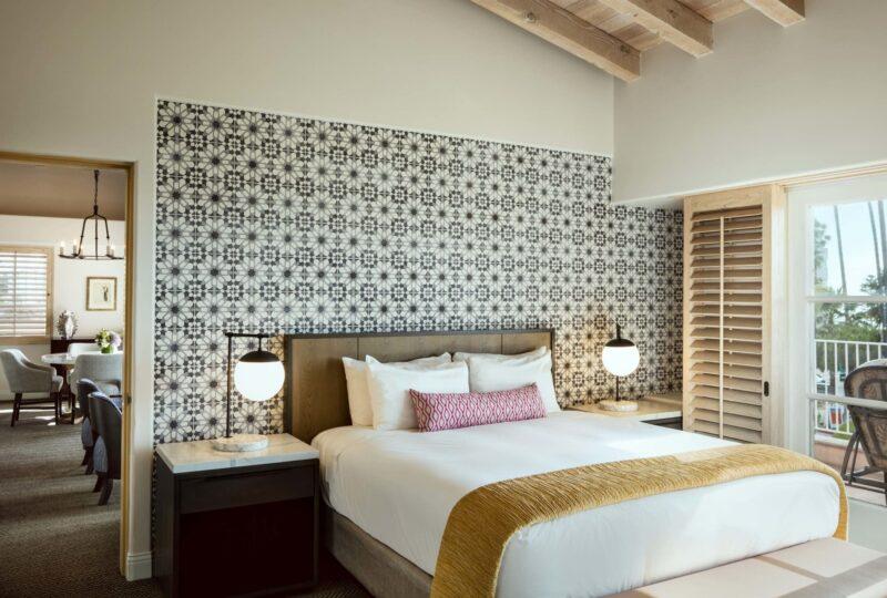 la valencia hotel la jolla suite