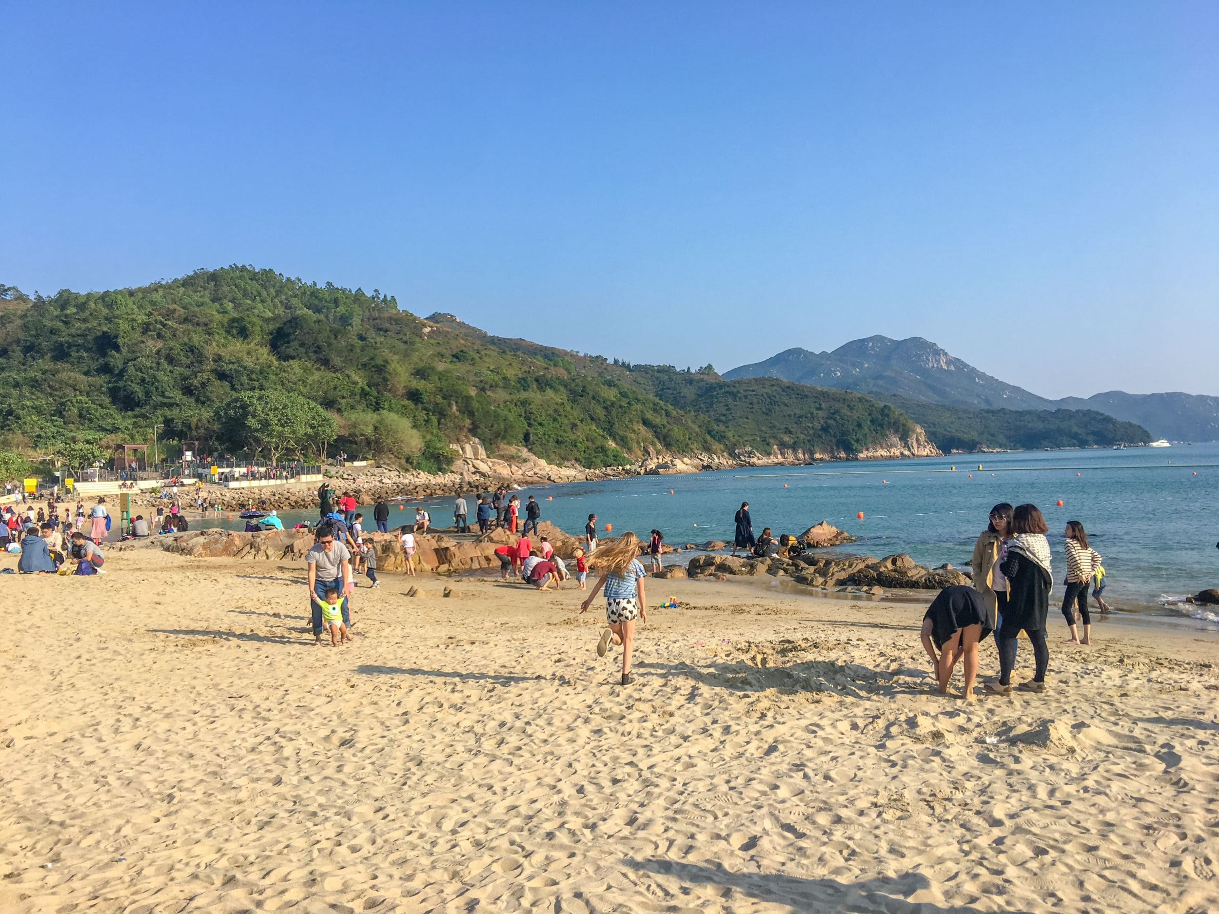 Hong Kong with kids: Visit Lamma Island