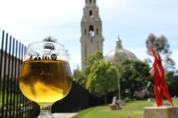 Balboa Park restaurants: Craft beer at Panama 66