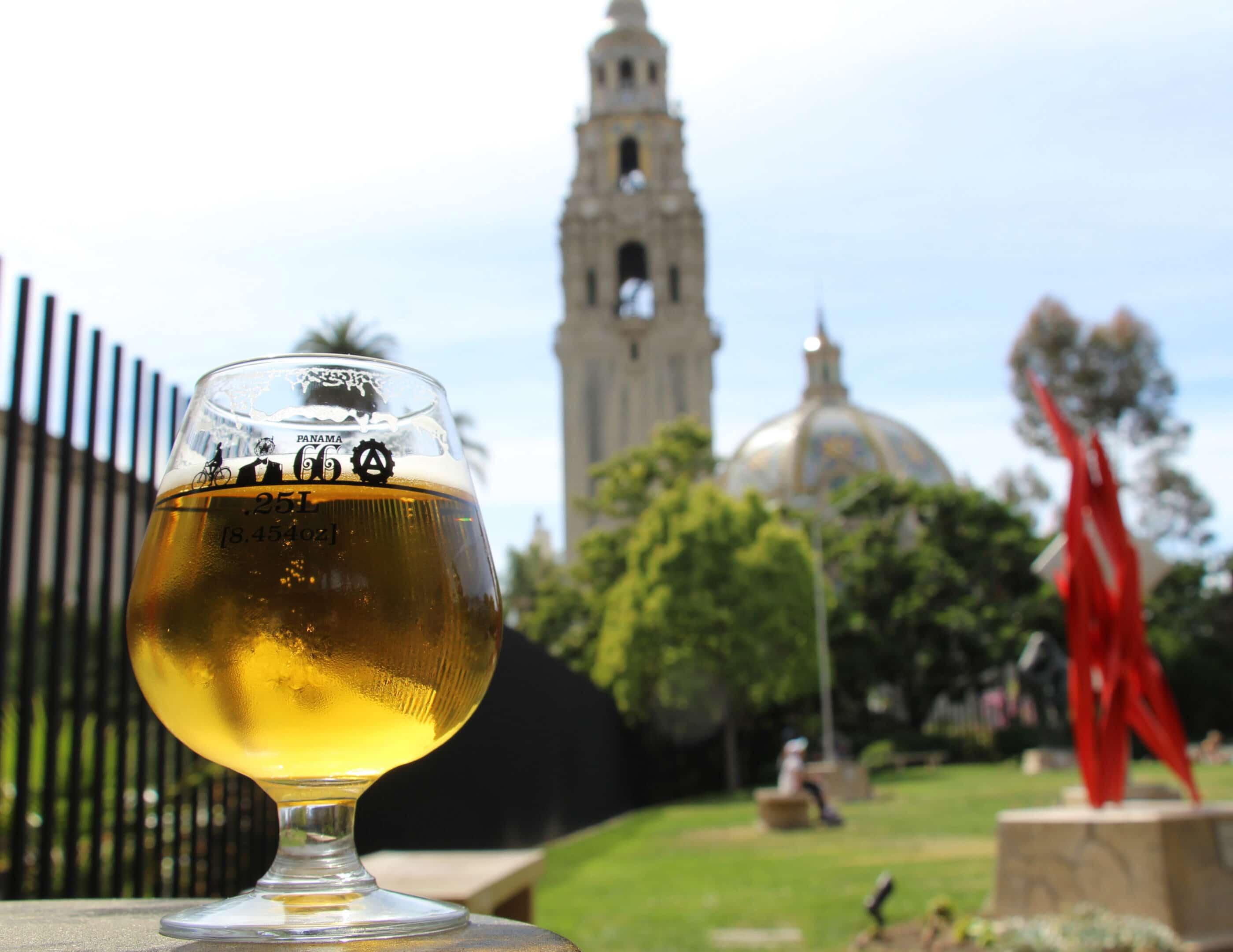 Balboa Park restaurants: Craft beer at Panama 66