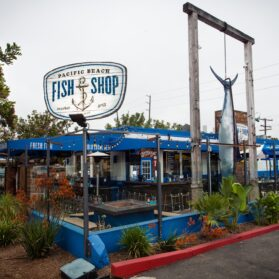 Restaurant Spotlight: Pacific Beach Fish Shop