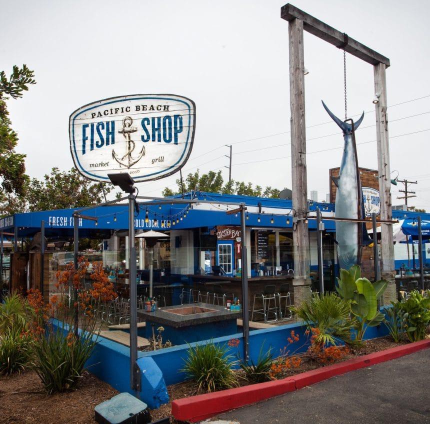 Restaurant Spotlight: Pacific Beach Fish Shop