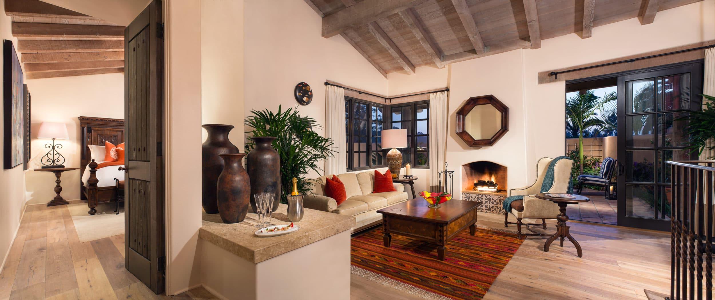 Rancho Valencia Agave Suite