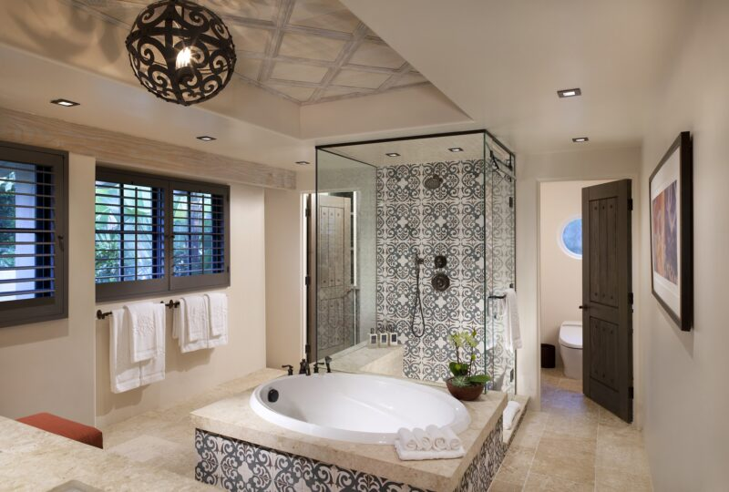 rancho valencia san diego bathroom
