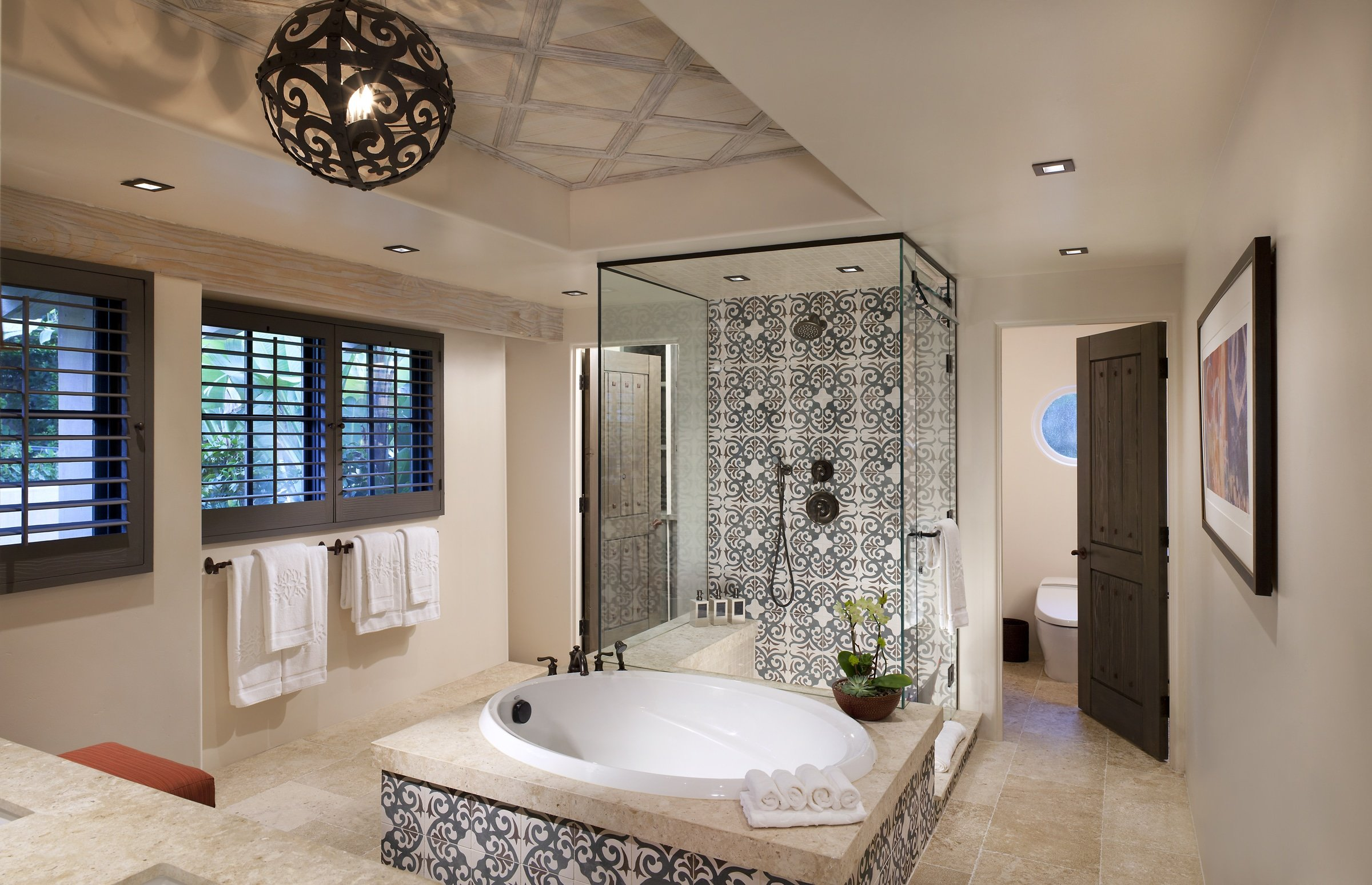 rancho valencia san diego bathroom