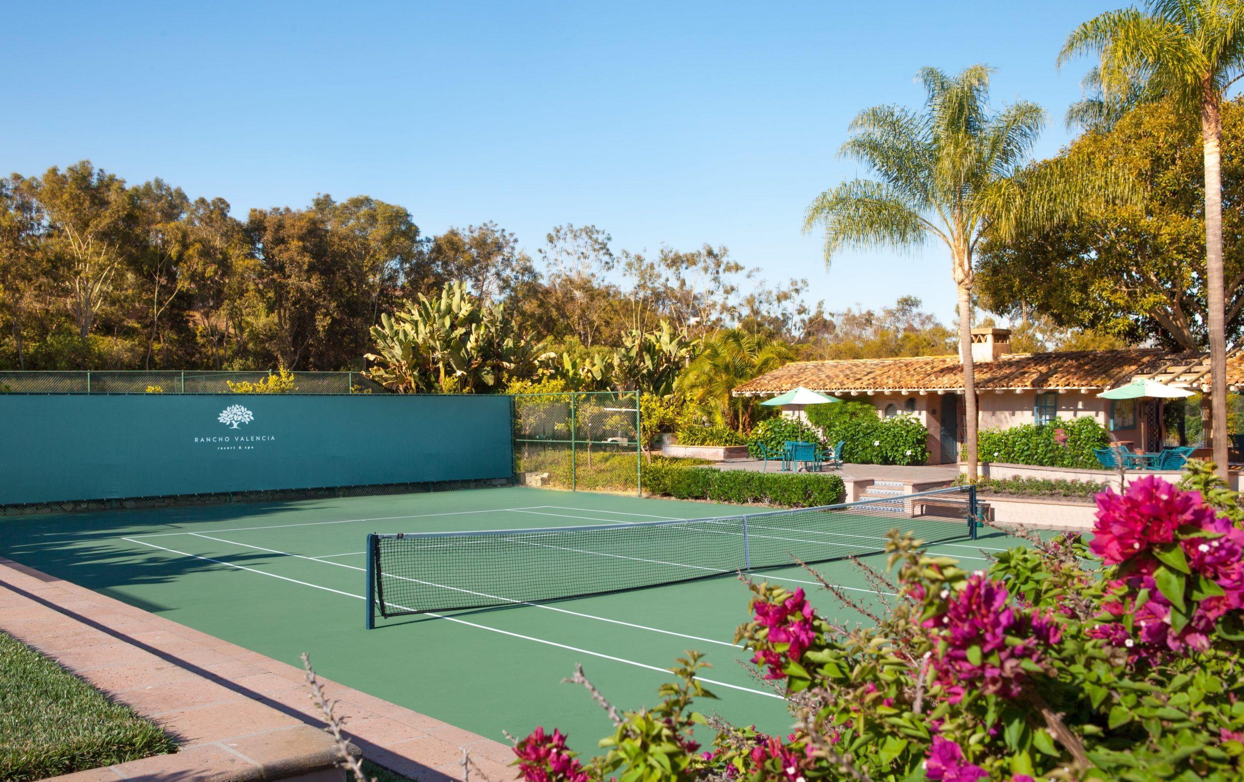 rancho valencia san diego tennis