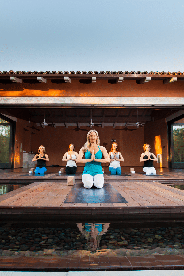 Rancho Valencia in San Diego is a good place for a wellness getaway