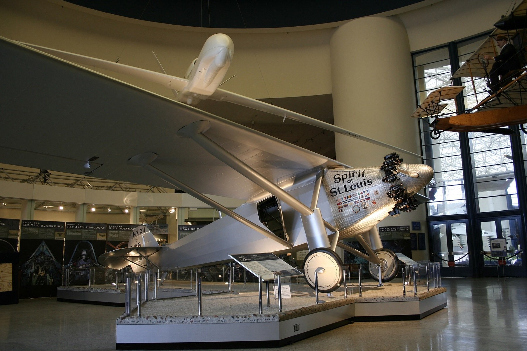 Best San Diego Museums: Air and Space Museum