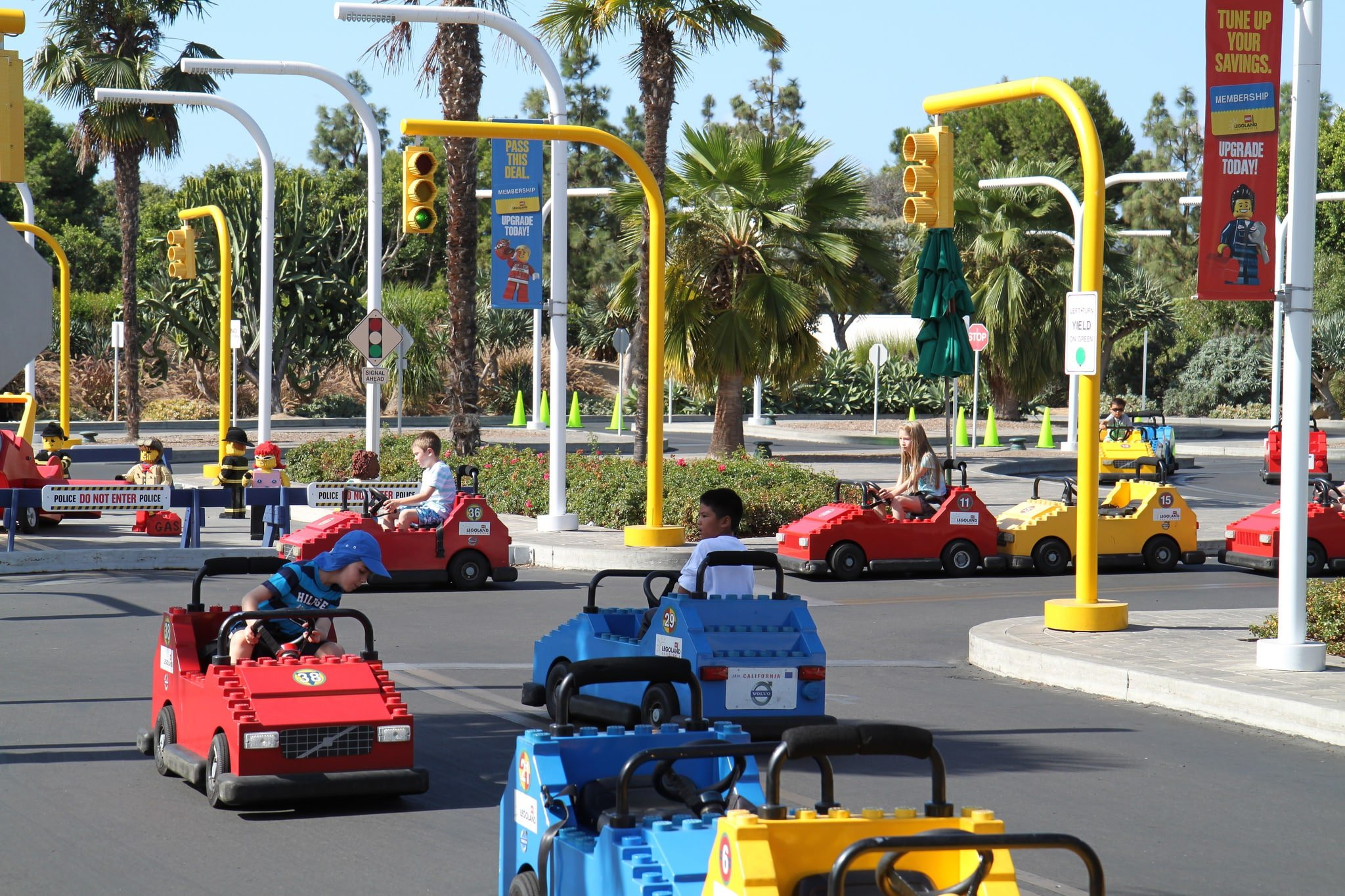 San Diego with kids: LEGOLAND California Resort