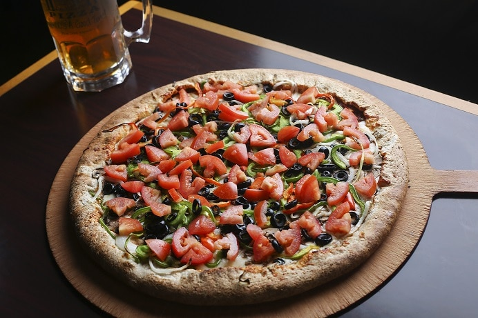 Woodstock's Pizza in Pacific Beach