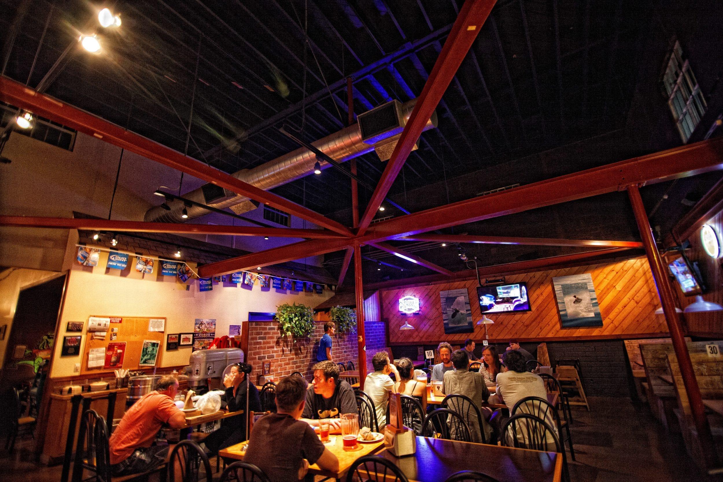 Woodstock's Pizza, a Pacific Beach restaurant