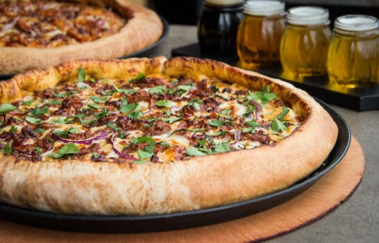 Restaurant Spotlight: Woodstock's Pizza in Pacific Beach