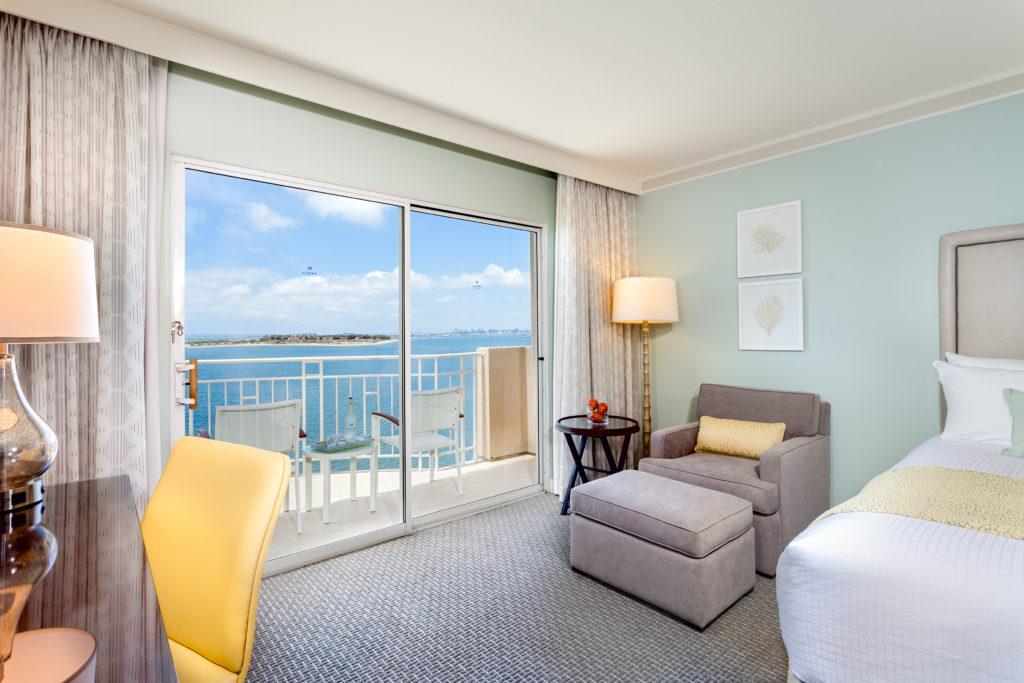 Loews Coronado Bay Resort Bay View Room