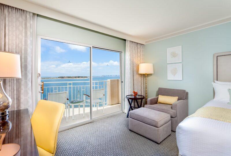 Loews Coronado Bay Resort - Rooms
