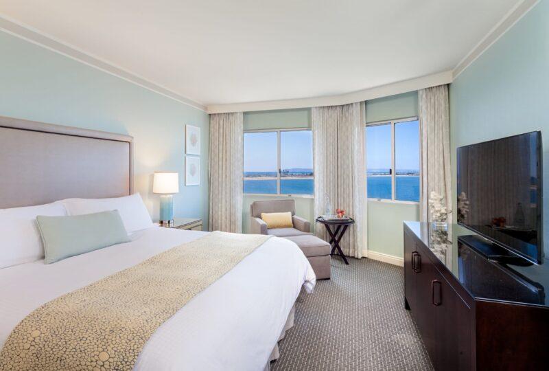 Loews Coronado, San Diego, Guest Rooms