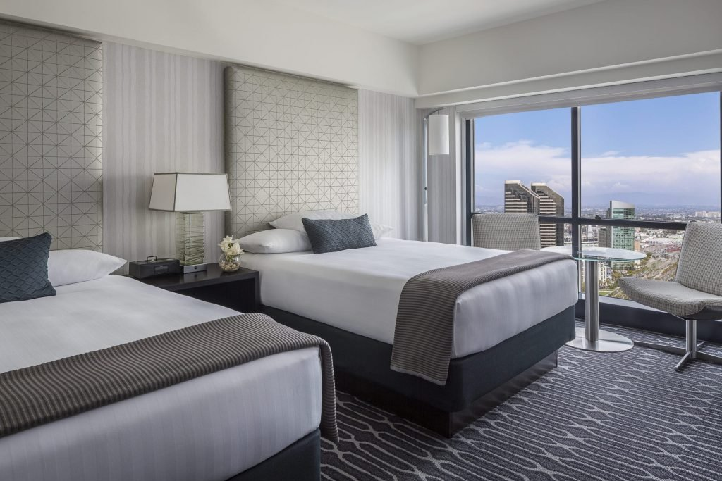 Manchester Grand Hyatt San Diego City View Room