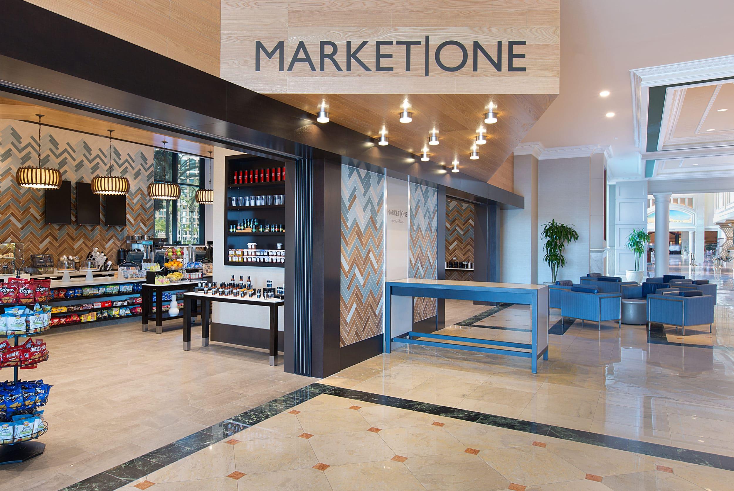 Manchester Grand Hyatt San Diego Market One