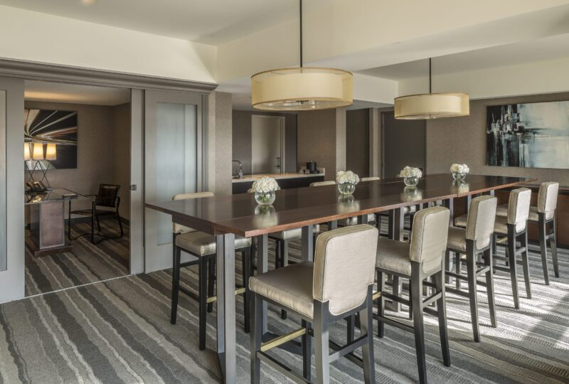 Manchester Grand Hyatt San Diego hospitality suite