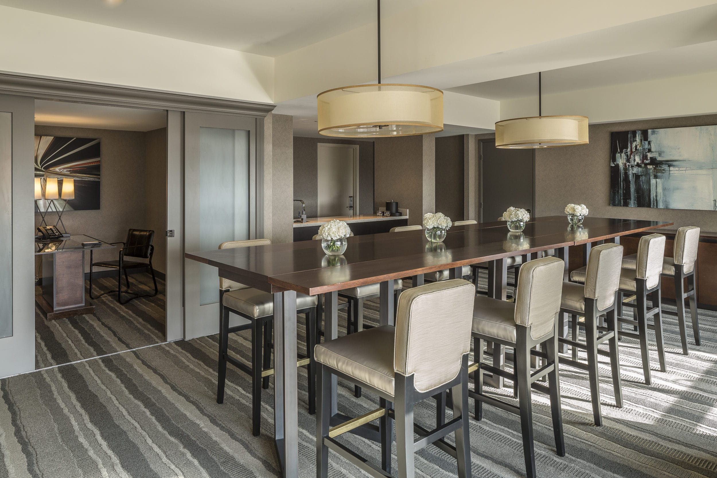 Manchester Grand Hyatt Hospitality Suite