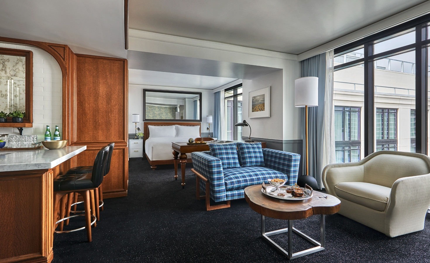Pendry San Diego Executive Suite