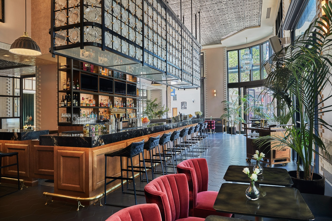 Pendry San Diego Fifth Rose