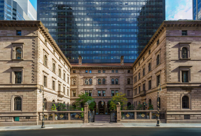 Towers at Lotte New York Palace Review