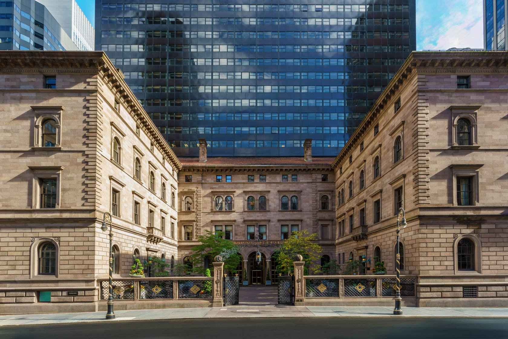Lotte New York Palace, a Midtown Manhattan luxury hotel