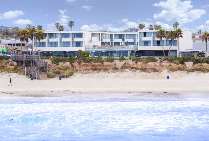 best pacific beach hotels tower23