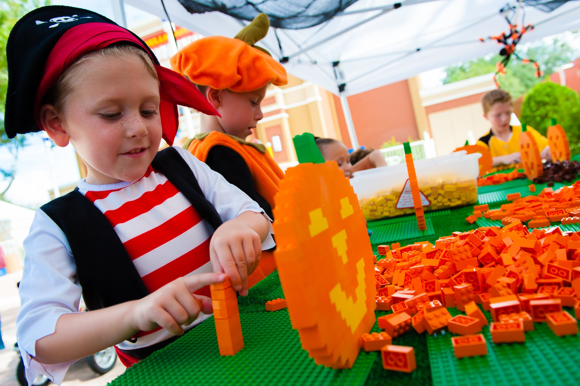 LEGOLAND Brick-or-Treat Special Activities