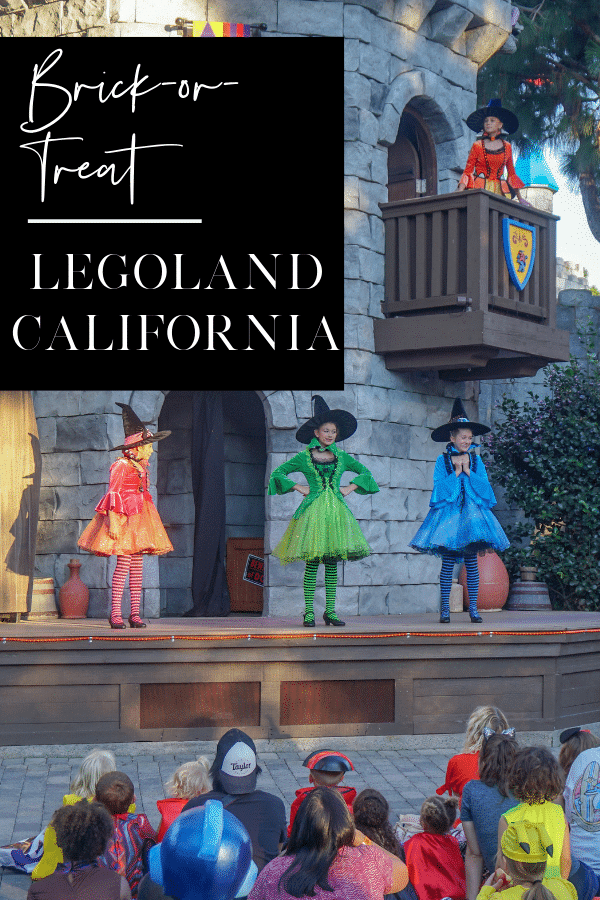 What to know about visiting LEGOLAND Brick-or-Treat Party Nights in California