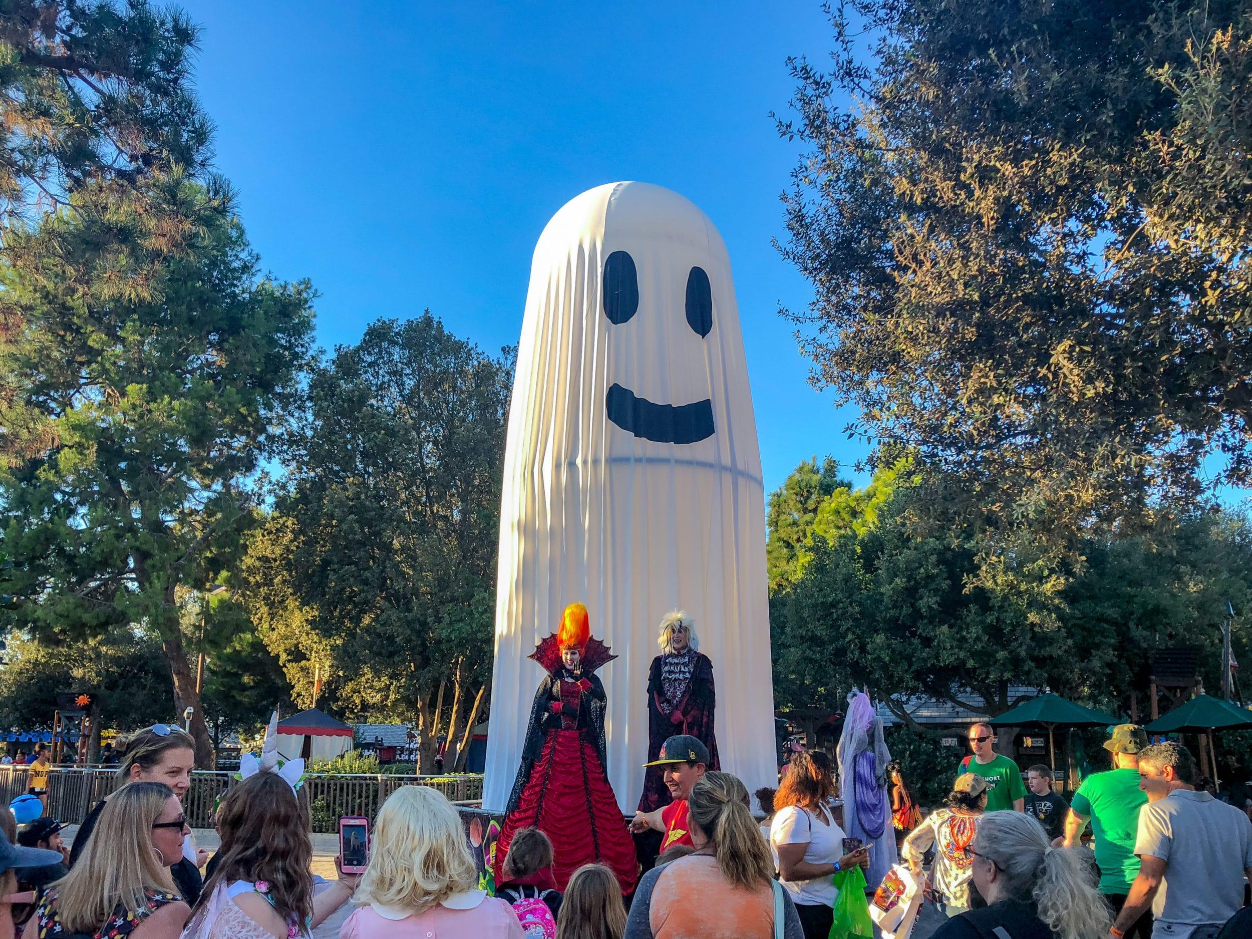 Halloween in San Diego: LEGOLAND Brick-or-Treat Party Nights