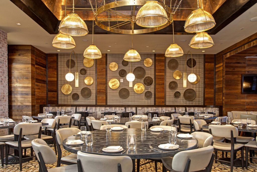 Lionfish Restaurant at Pendry San Diego hotel