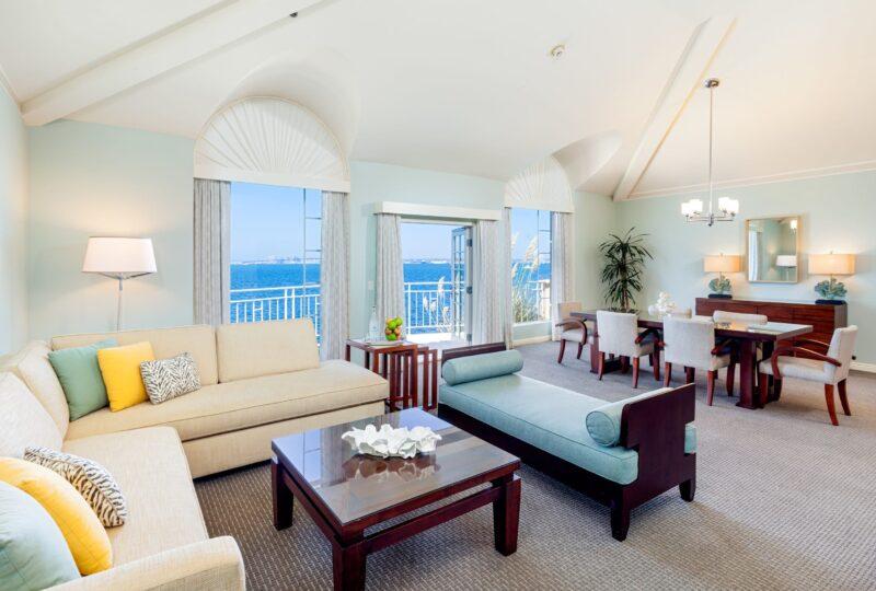 Loews Coronado Bay Resort Bayside Suite