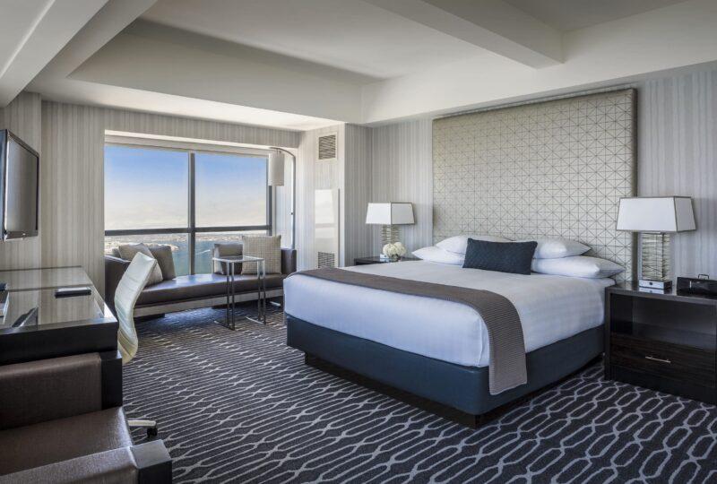 manchester grand hyatt king view room