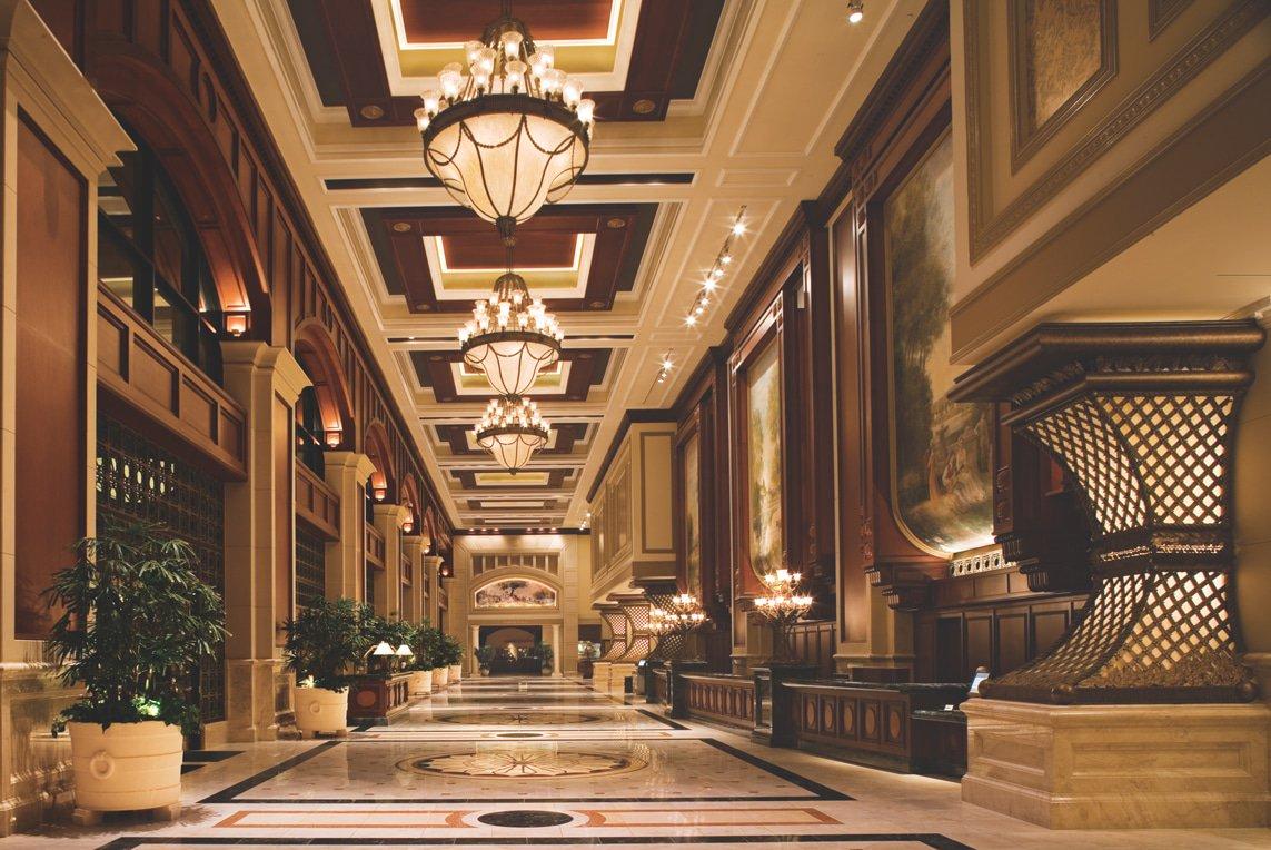 Manchester Grand Hyatt San Diego lobby