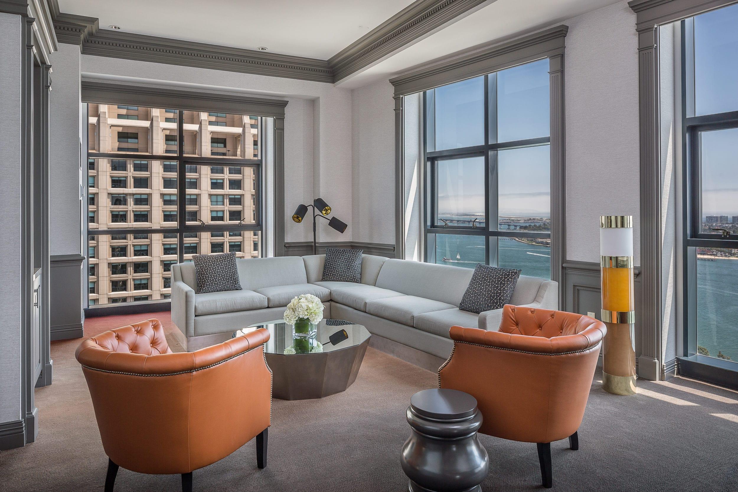 Presidential Suite Manchester Grand Hyatt San Diego