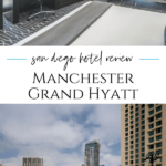 My review of Manchester Grand Hyatt San Diego, popular for business and family travel for a downtown location & well-priced rooms & suites.