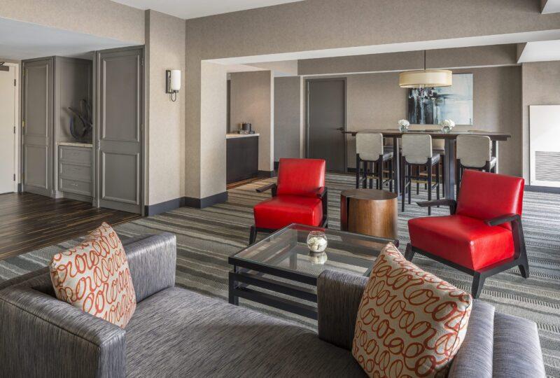 manchester grand hyatt san diego signature suite