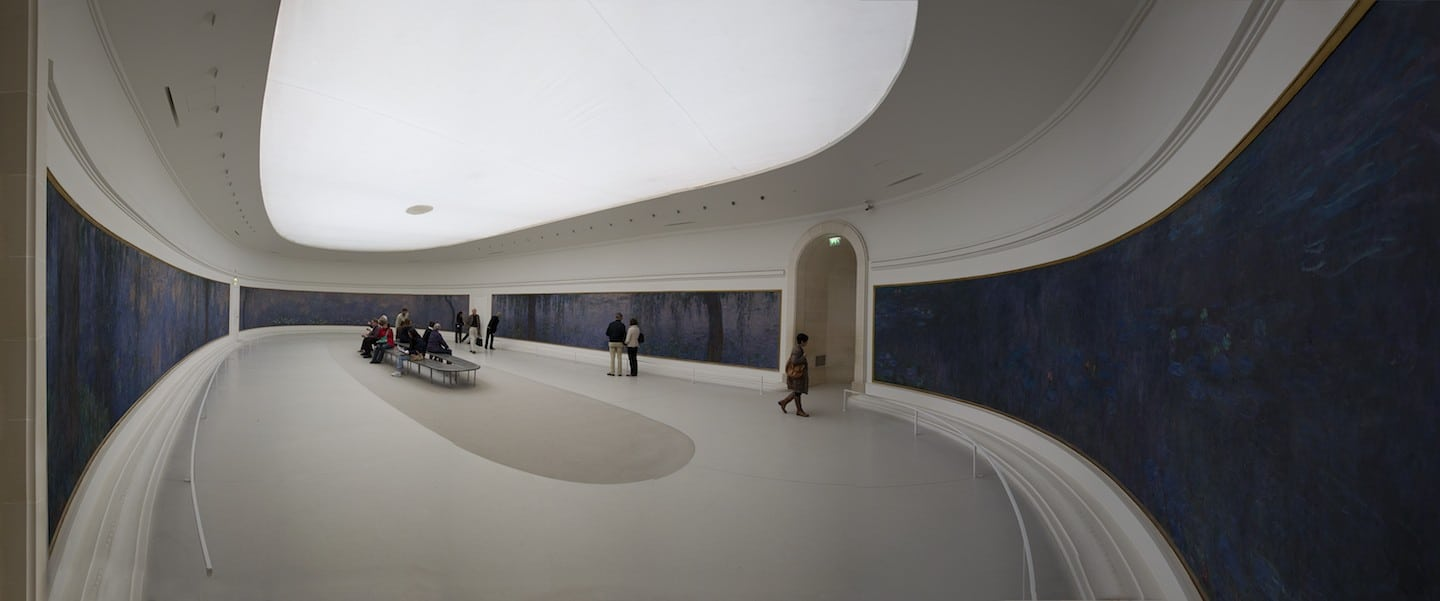 Things to do in Paris: Musee de l'Orangerie