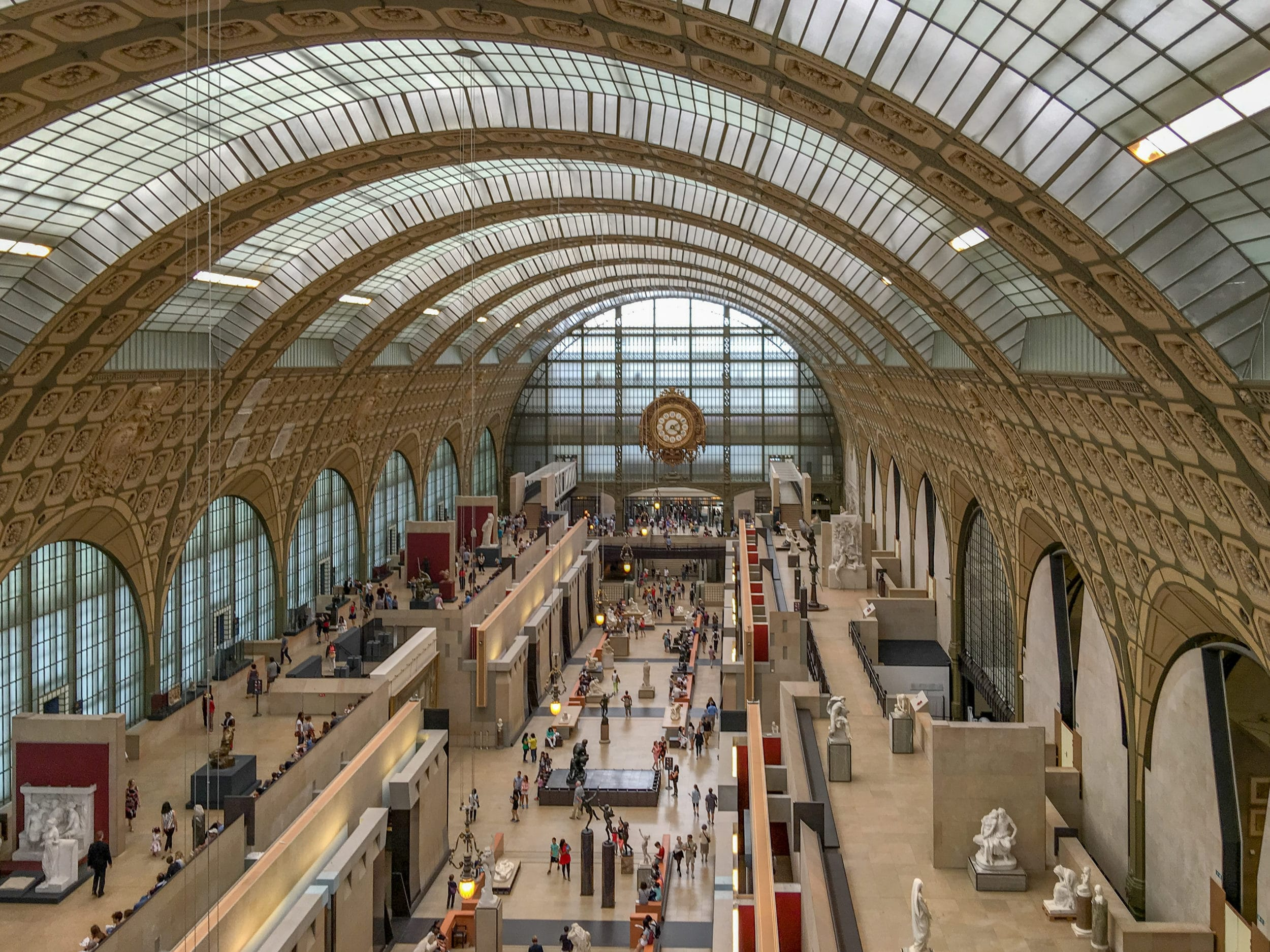 Things to do in Paris: Musee d'Orsay