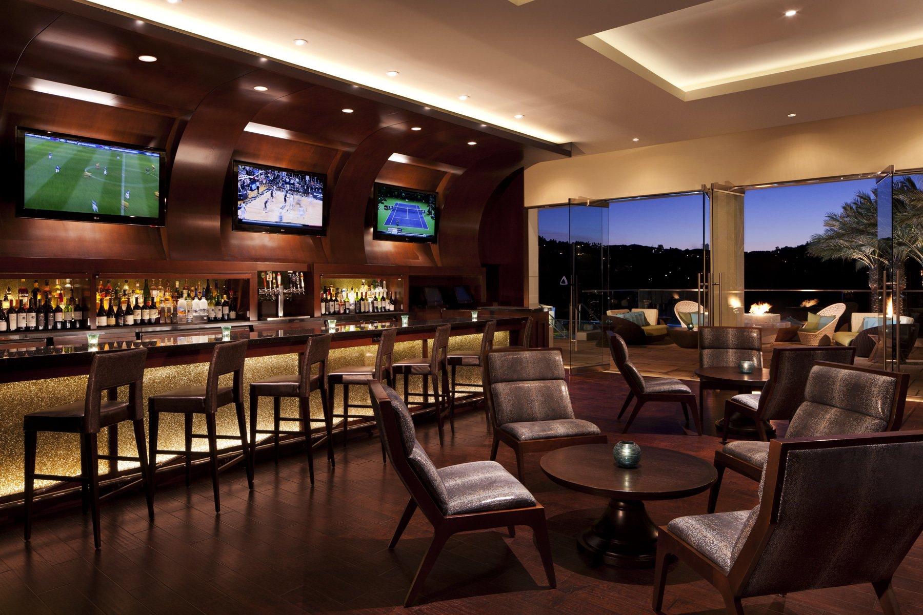 Omni La Costa Diversions Sport Lounge