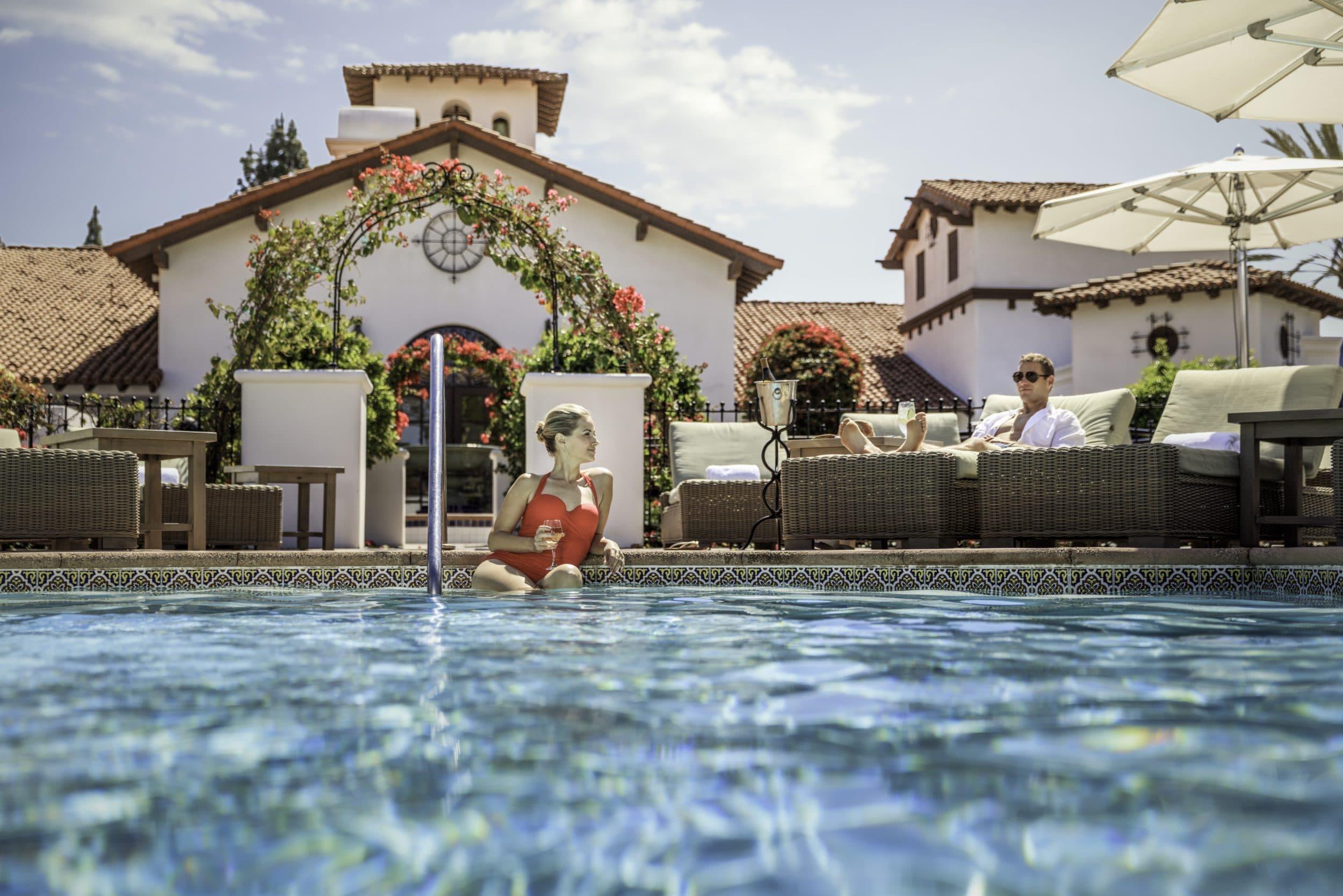 omni la costa resort spa