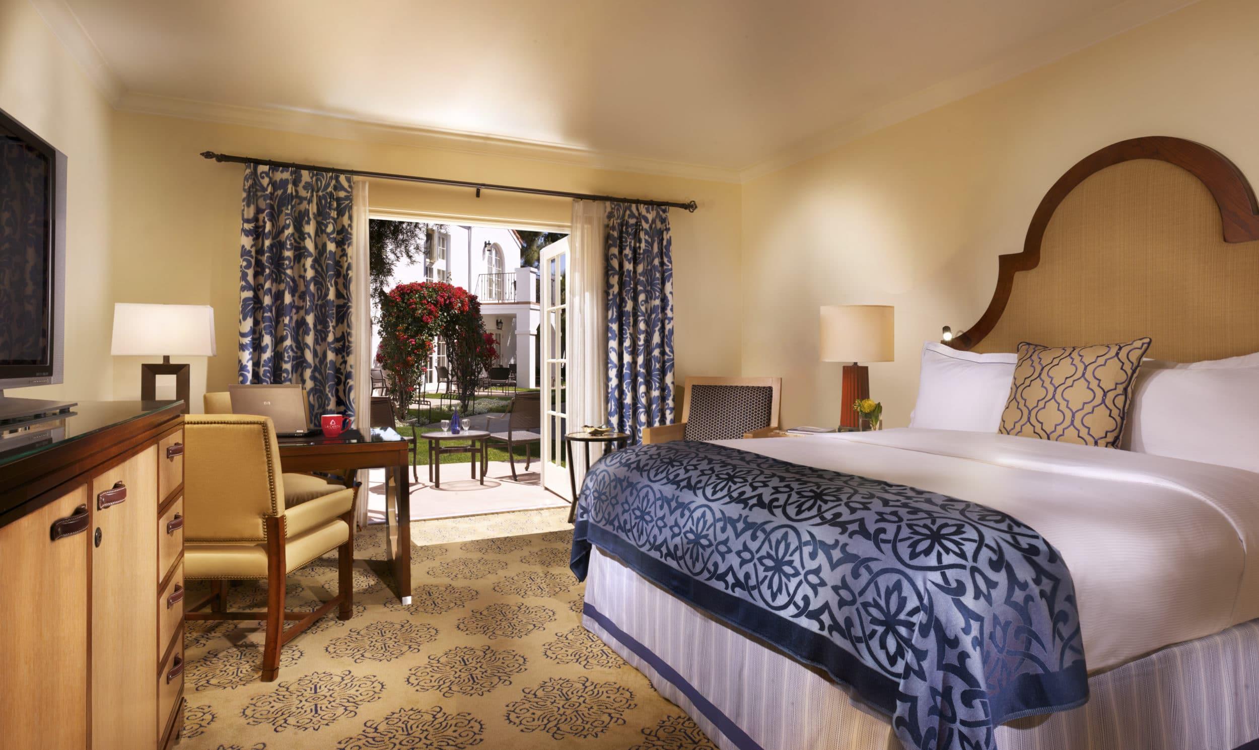 A Signature Room at Omni La Costa Resort and Spa