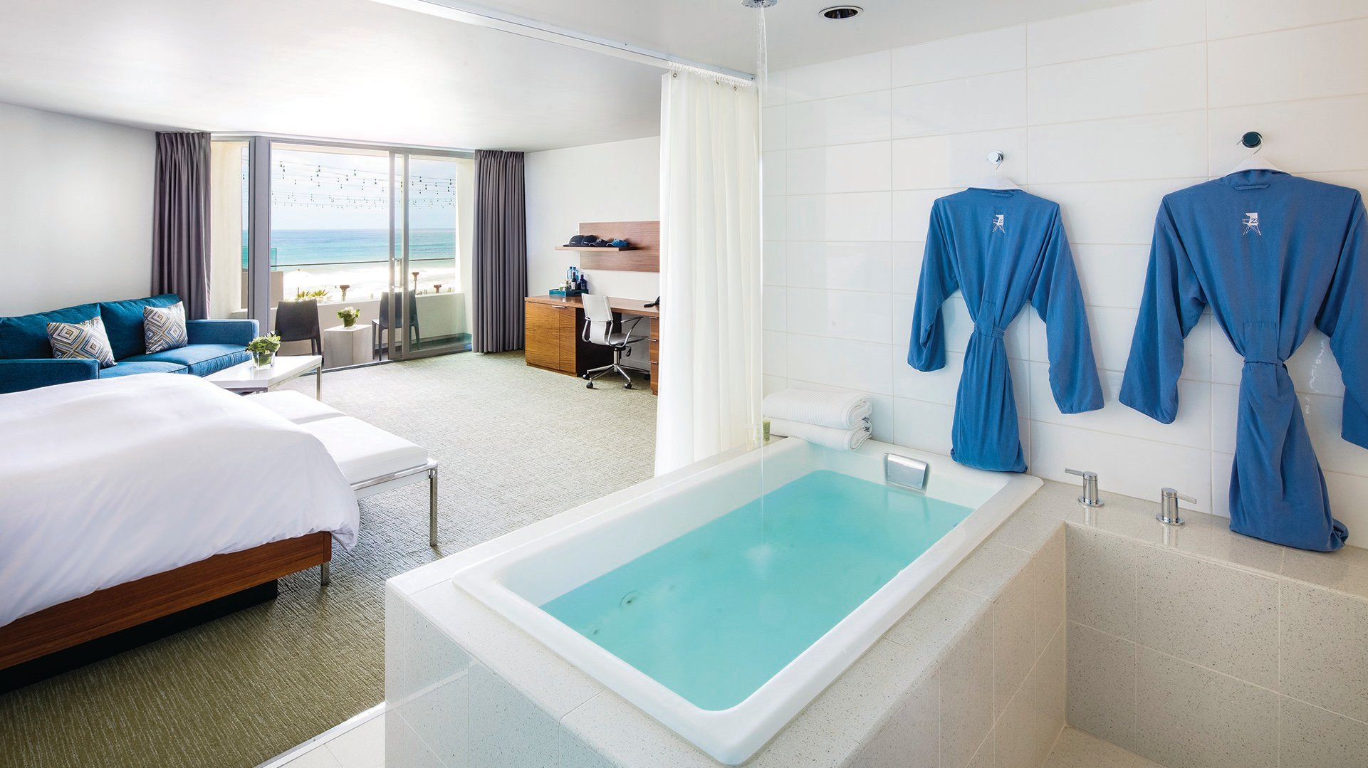 Pacific Beach San Diego Hotels: Tower23 Serenity Suite
