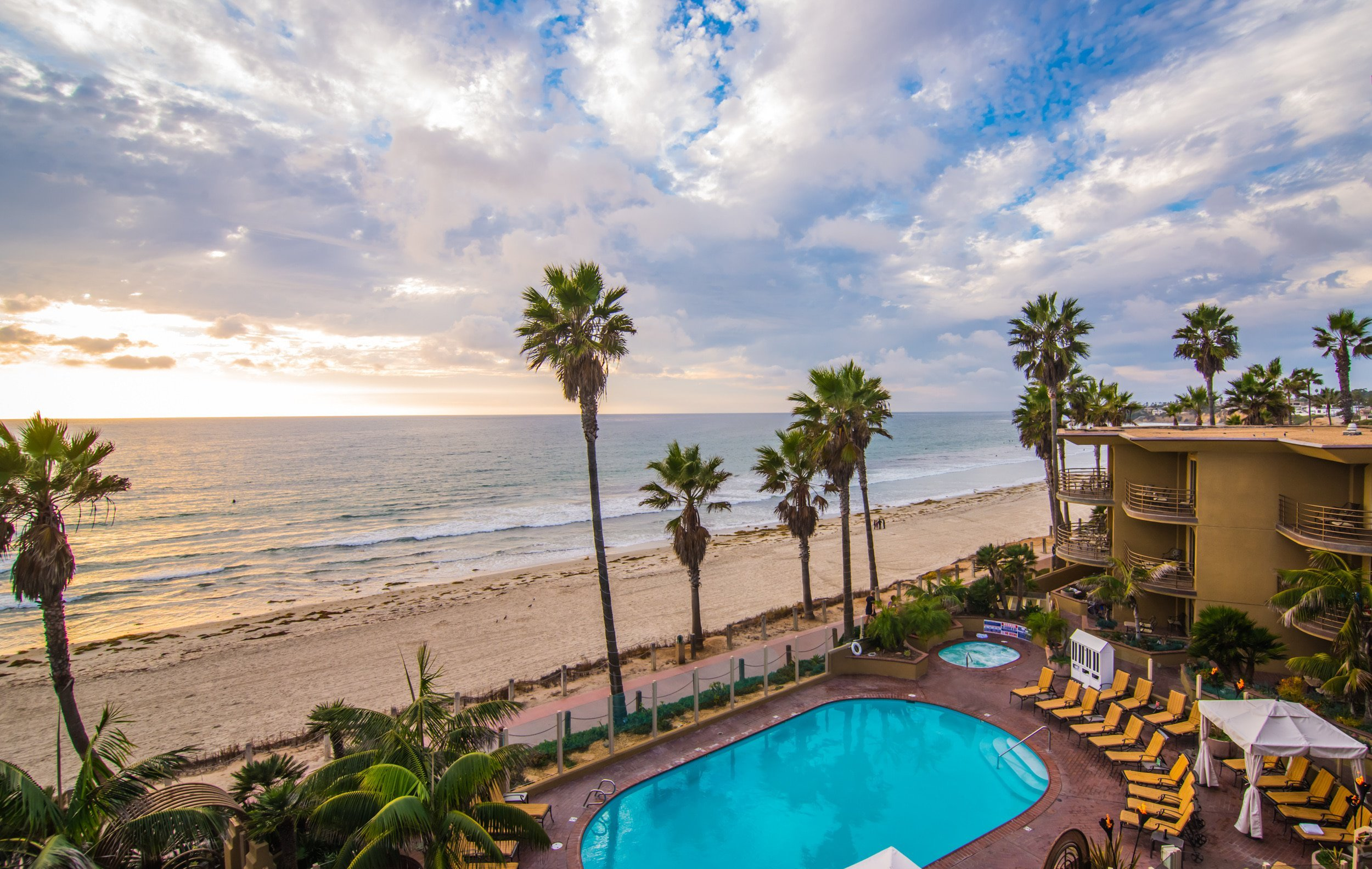 Pacific Beach San Diego hotels: Pacific Terrace Hotel