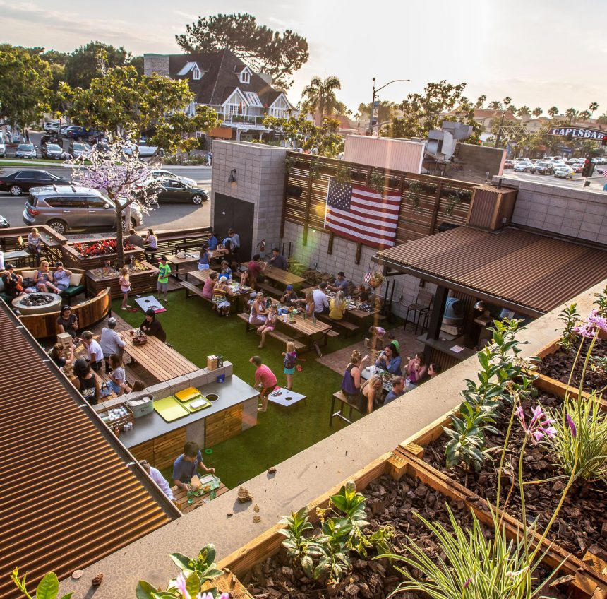 Restaurant Spotlight: Park 101 in Carlsbad