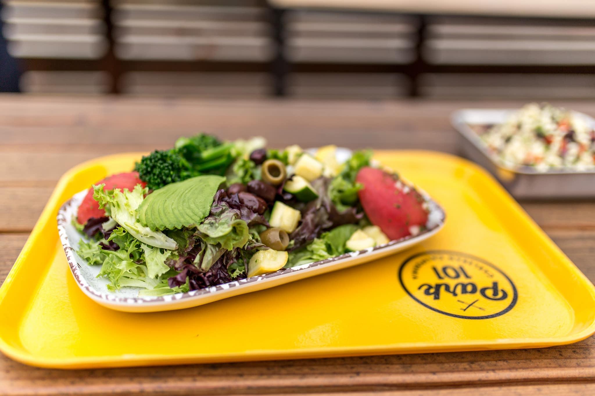 Park 101 Carlsbad salad