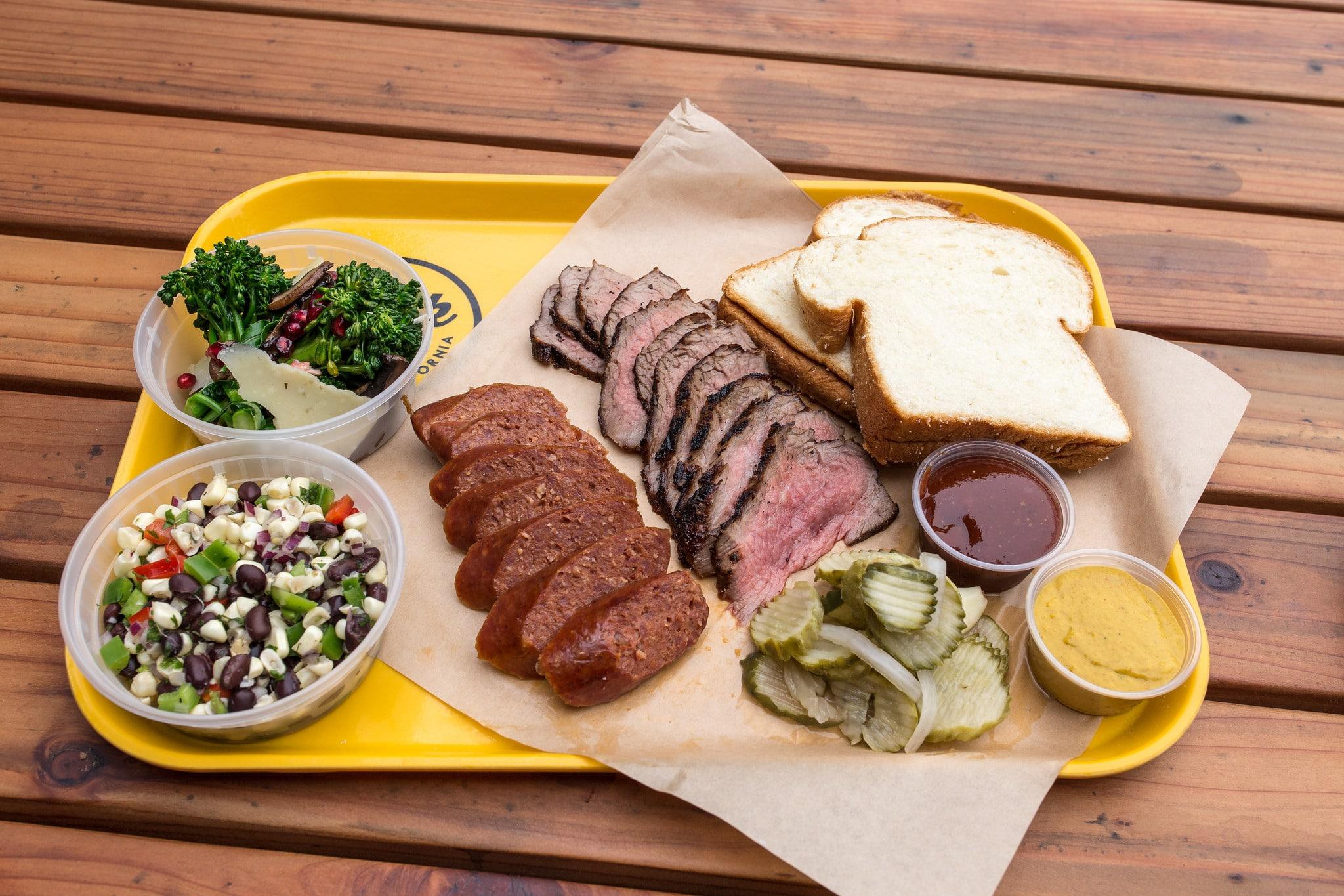 Park 101 meat combo