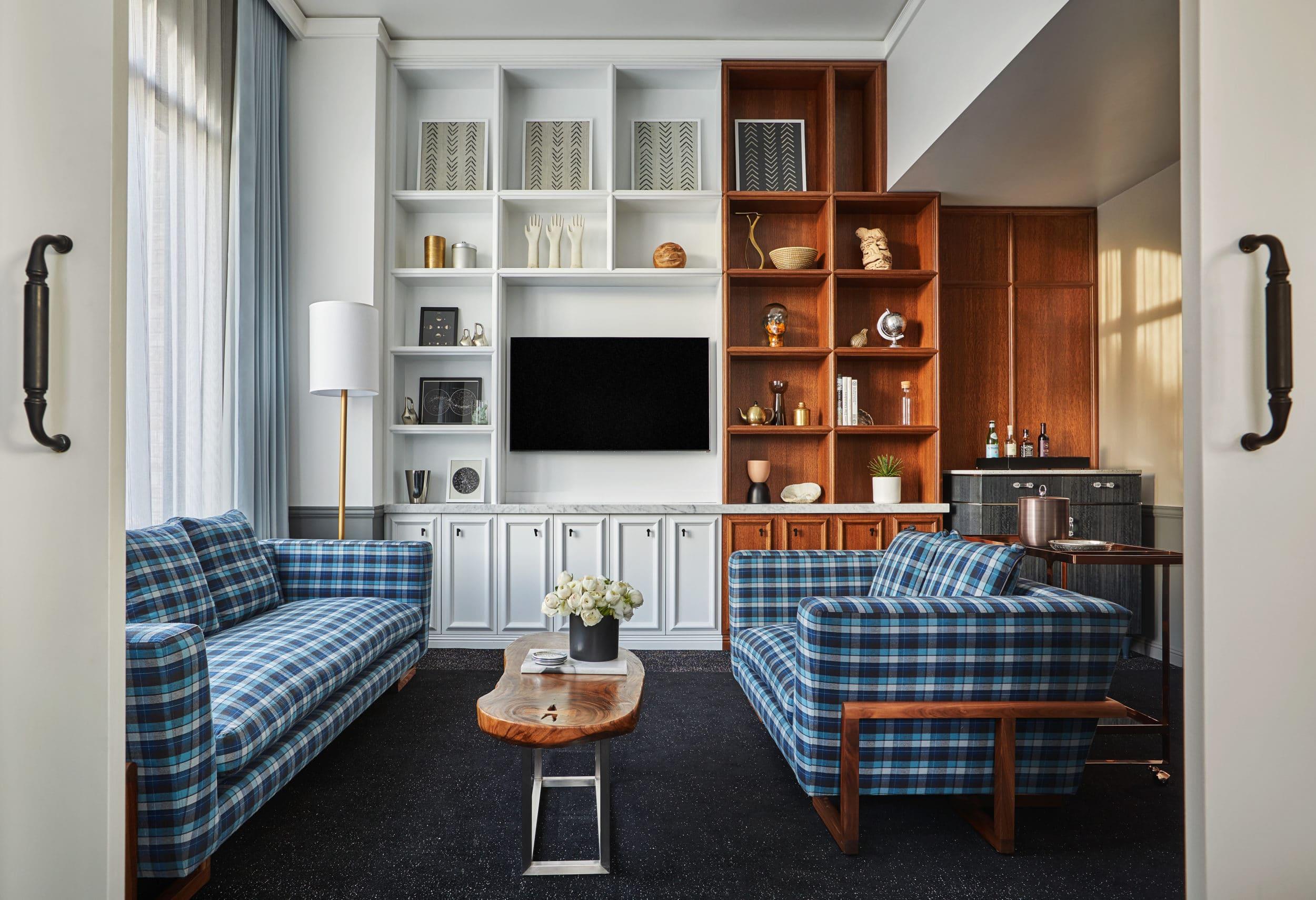 Pendry San Diego Corner Suite